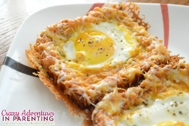 Cheesy-Baked-Egg-Toast