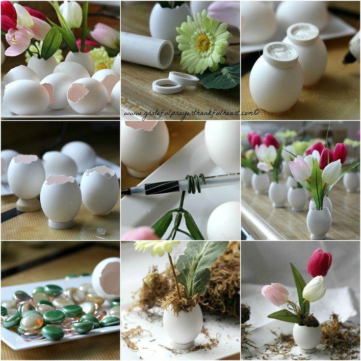 DIY-Egg-Flower-Vase