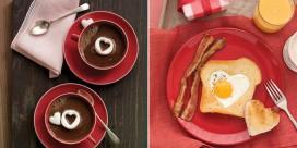 Tipy na milou snídani na Valentýna