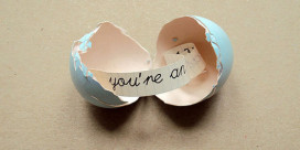 Jak vložit tajný vzkaz do vajíčka