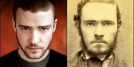 Tyto celebrity jako by z oka vypadly lidem z minulosti