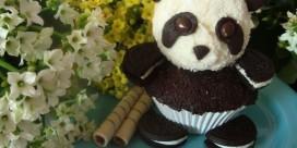 Panda jako dortíček