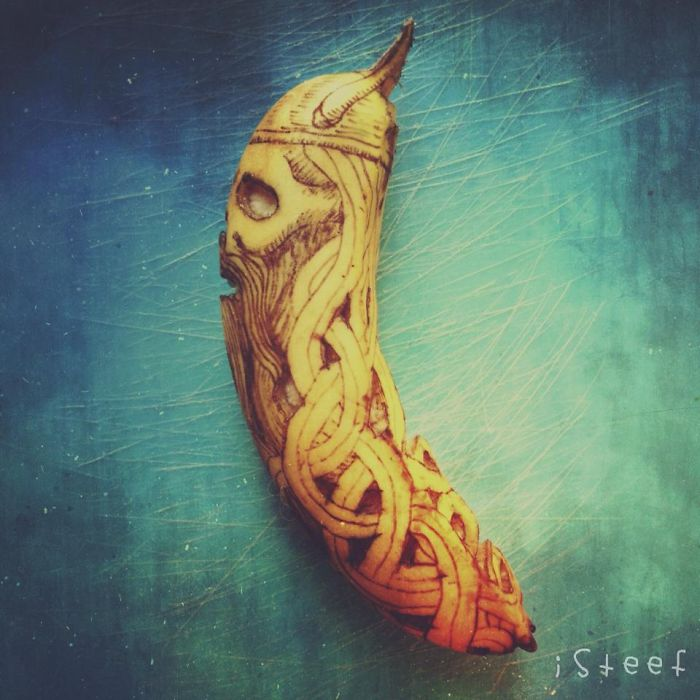 banana-drawings-fruit-art-stephan-brusche-11