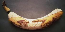 Banán jako umělecké dílo